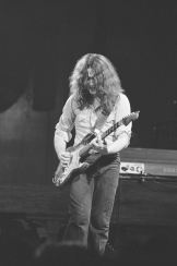 Rory Gallagher c1977 Manchester Free Trade Hall by Steve Smith (3)