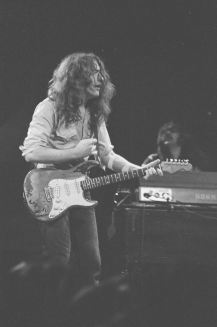 Rory Gallagher c1977 Manchester Free Trade Hall by Steve Smith (8)