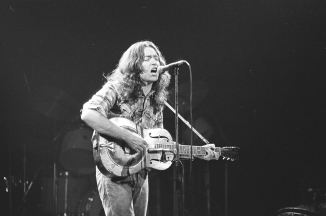 Rory Gallagher c1979 Manchester by Steve Smith (2)