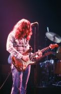 Rory Gallagher c1979 Manchester by Steve Smith (20...)