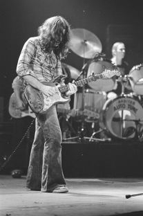 Rory Gallagher c1979 Manchester by Steve Smith (4)