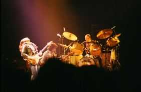 Rory Gallagher c1979 Manchester by Steve Smith