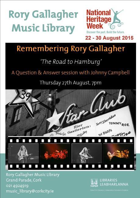 heritage week poster 2015