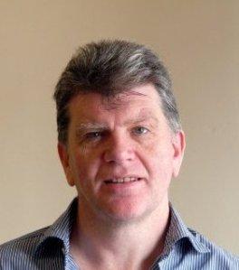 Liam Ronayne Cork City Librarian
