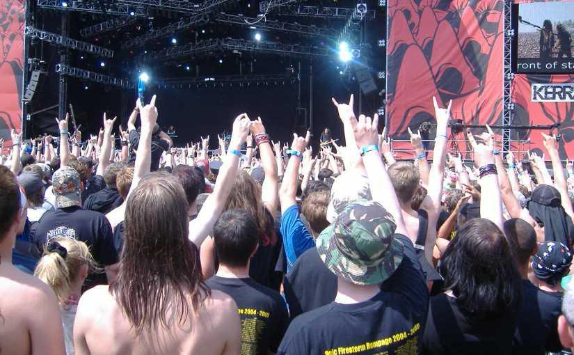 Metal fans are violent, sour & dumb – Don't yathink?