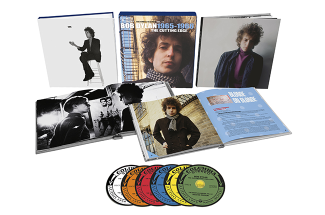 Bob Dylan's Cutting Edge!