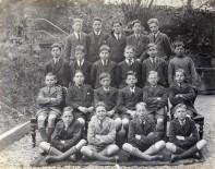 1926 05 30 Farranferris class, Aloys Fleischmann 2nd row from front, right