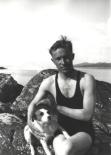 1930 Aloys Fleischmann on holiday