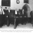 1931 UCC Art Society Fleischmann inaugural address