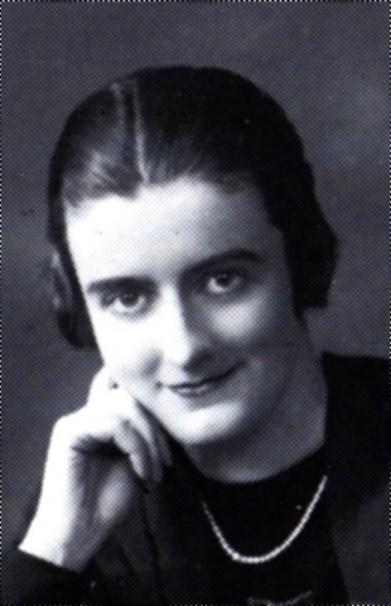 1940 Anne Madden, Fleischmann's fiancée