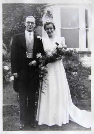 1941 06 04 Aloys and Anne Fleischmann