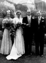1941 Lal Madden, Anne and Aloys Fleischmann, Edmund Hayes