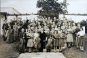 1945 Cork Symphony Orchestra in Sunbeam Wolsey for Cork Kirmesse