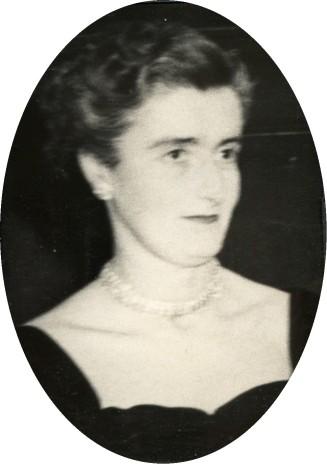 1950s Anne Fleischmann