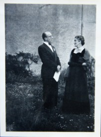 1957 Aloys and Anne Fleischmann, Glen House