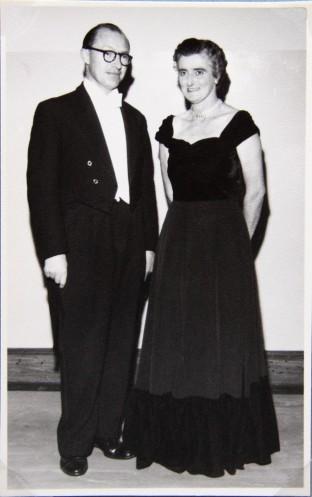 1957 Aloys and Anne Fleischmann