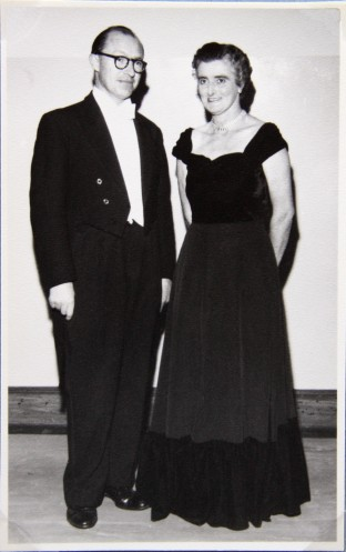 1957 Aloys and Anne Fleischmann