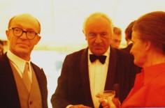 1976 Aloys, Finbar Crowley Anne Fleischmann, O'Meara wedding, Mallow - Photo : Gerard O'Meara