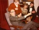 1980 04 12 Fleischmann, Geoffrey Spratt, John Hughes RTE, Gregory Crosbie Glen House