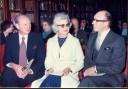 1980Fleischmann UCC Retirement concert Jack, Mairin Lynch