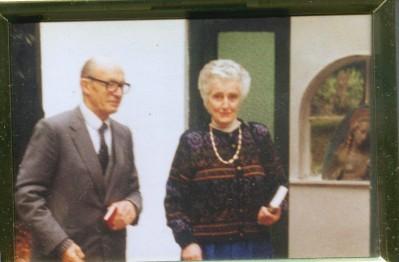 1988 Aloys and Anne Fleischmann, Glen House