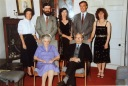 1988 Anne, Alan, Ruth, Neil, Maeve Fleischmann with parents