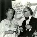 1989 Anne and Aloys Fleischmann at 35th Choral Festival