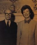 1990 Received by President Robinson in Áras an Uachtaráin