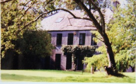 Glen House, Fleischmann home 1947-1992