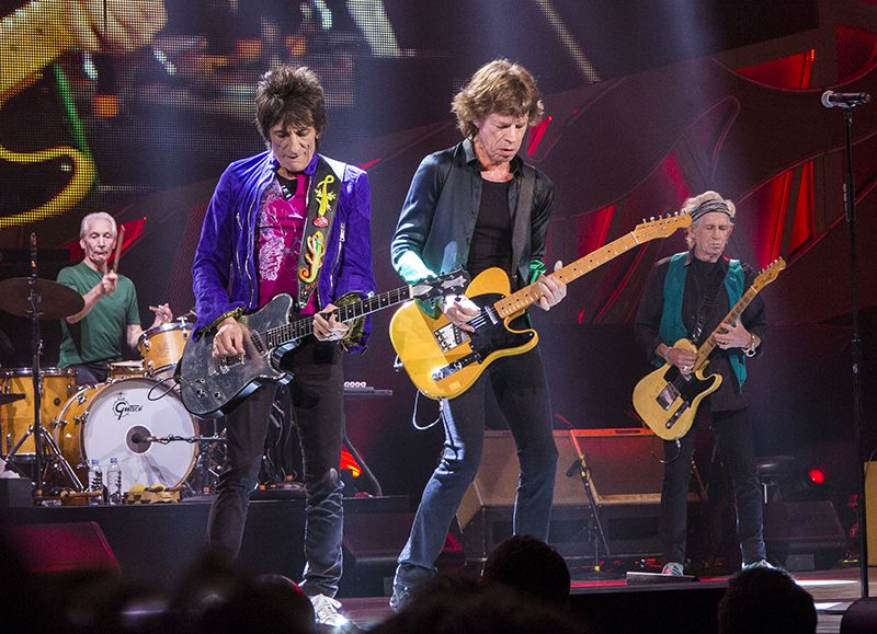 The Rolling Stones: growing old (dis)gracefully?