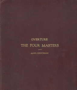 The Four Masters Cover